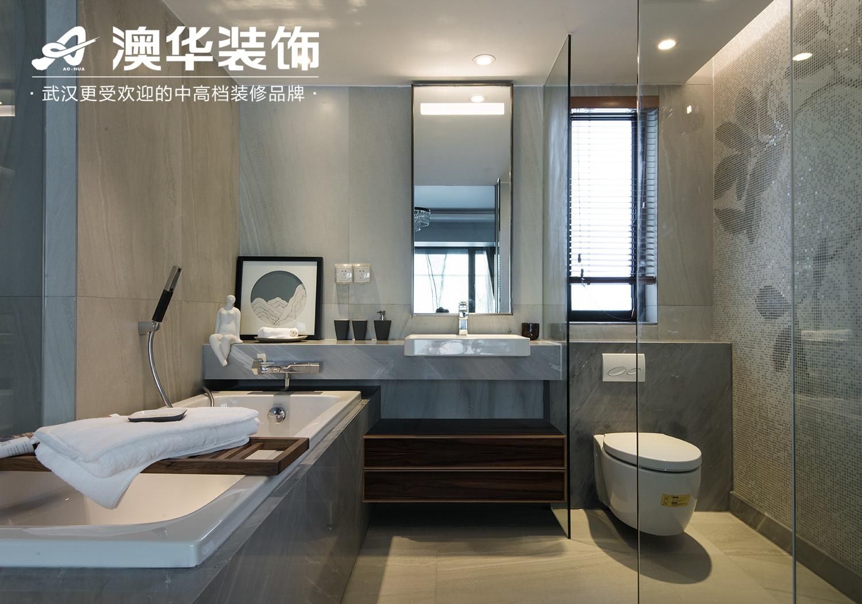 卫生间图片来自澳华装饰有限公司在南德国际城现代风格的分享