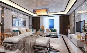 为您打造新中式的家--220平米