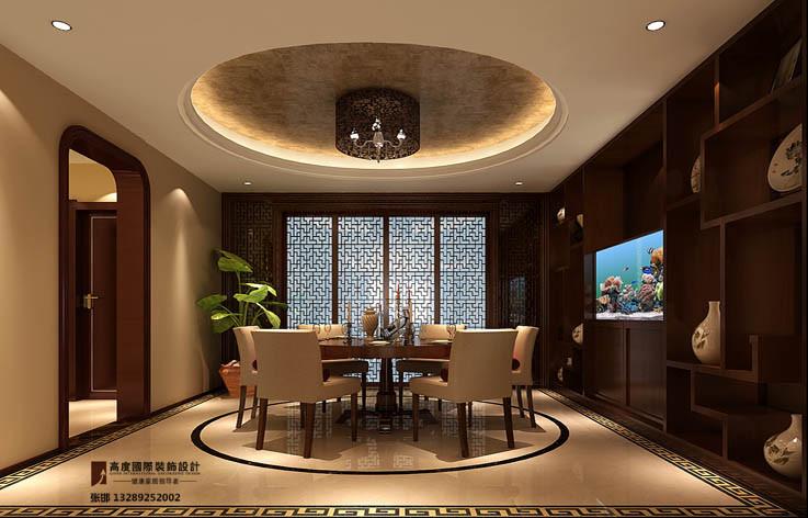 装修 设计 高度国际 别墅 餐厅图片来自张邯在高度国际1的分享