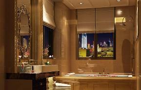 欧式 古典 混搭 温馨 卫生间图片来自重庆天地和豪装工厂店在欧式古典风格的分享
