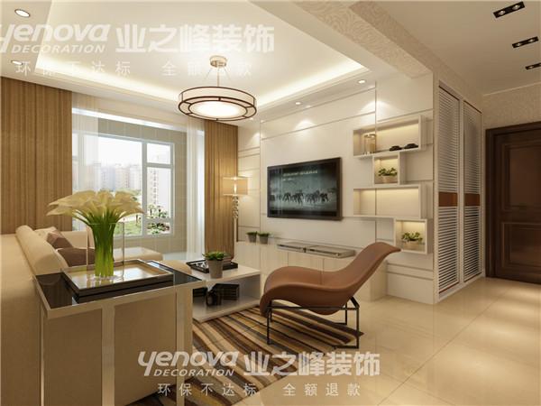 厨房图片来自业之峰太原分公司在光信国信现代设计风的分享