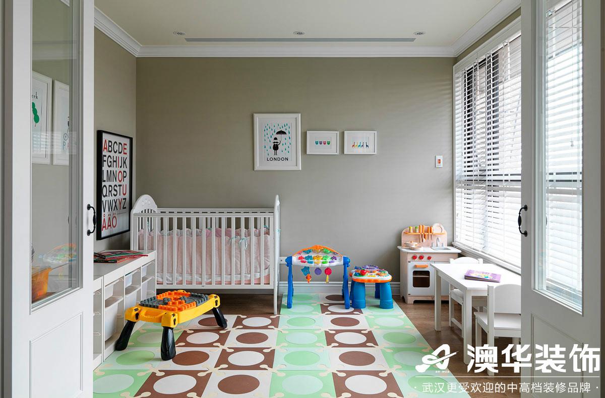 卧室图片来自澳华装饰有限公司在东湖楚天府美式风格的分享