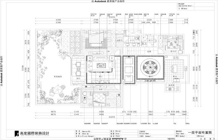 装修 设计 高度国际 别墅 户型图图片来自张邯在高度国际1的分享