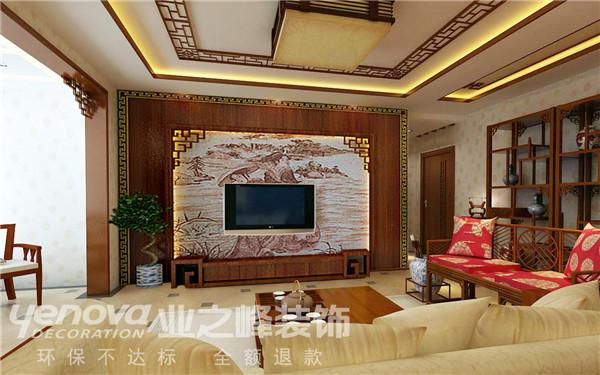 太原业之峰 现代 装饰效果图 客厅图片来自太原业之峰小李在府东公园的分享