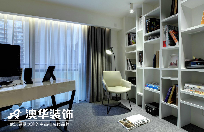 书房图片来自澳华装饰有限公司在星悦城现代装修风格的分享