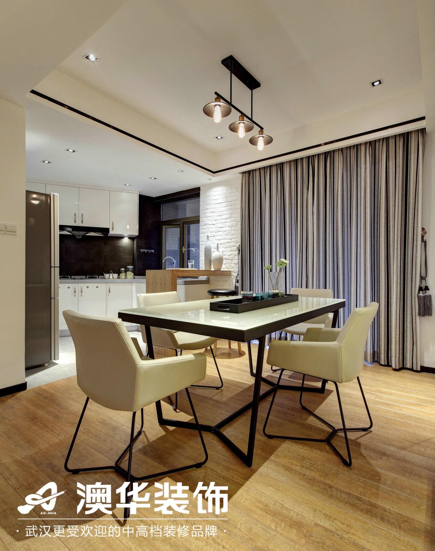 餐厅图片来自澳华装饰有限公司在星悦城现代装修风格的分享