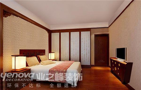 太原业之峰 现代 装饰效果图 卧室图片来自太原业之峰小李在府东公园的分享