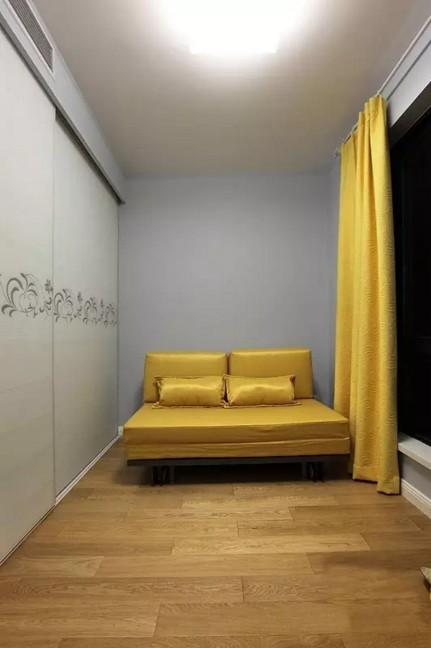 简约 二居 旧房改造 其他图片来自实创装饰上海公司在74㎡温馨小两居的分享
