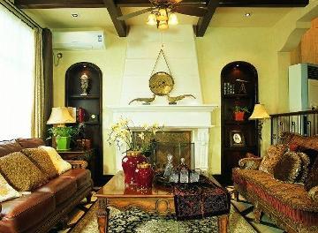 乡村风格家居装修设计案例