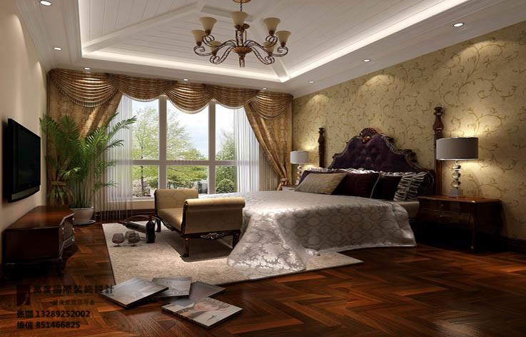 装修 设计 家装 高度国际 卧室图片来自张邯在高度国际-鲁能七号院的分享