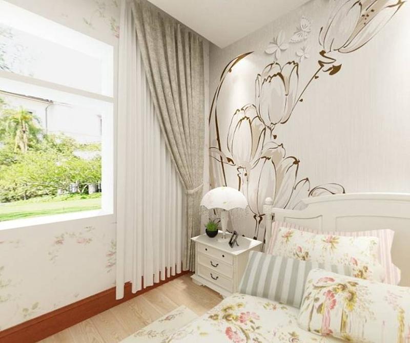 光华锦苑 131方 欧式 三居 卧室图片来自cdxblzs在光华锦苑 131方 欧式 三居的分享