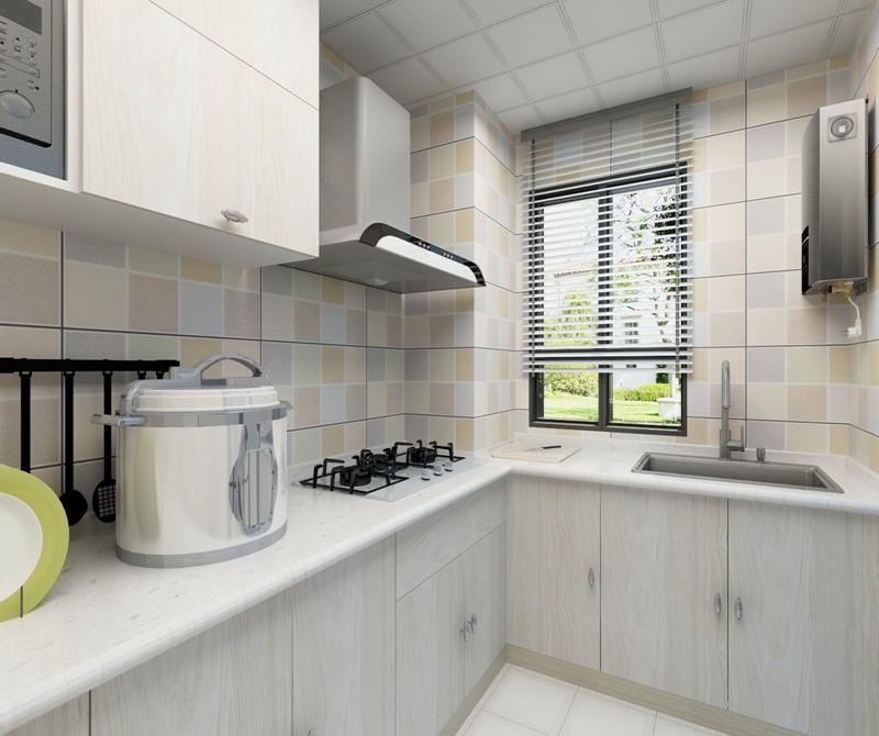 光华锦苑 131方 欧式 三居 厨房图片来自cdxblzs在光华锦苑 131方 欧式 三居的分享