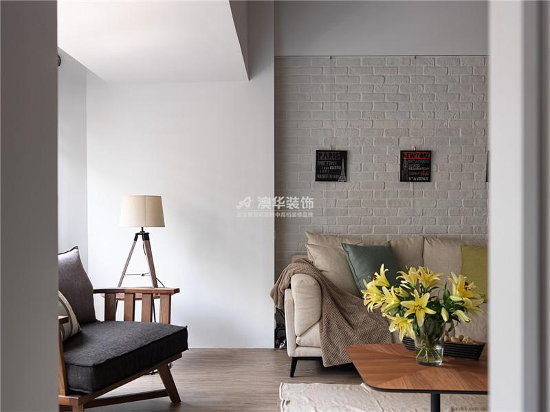 阳台图片来自澳华装饰有限公司在复地东湖国际·现代禅意的分享