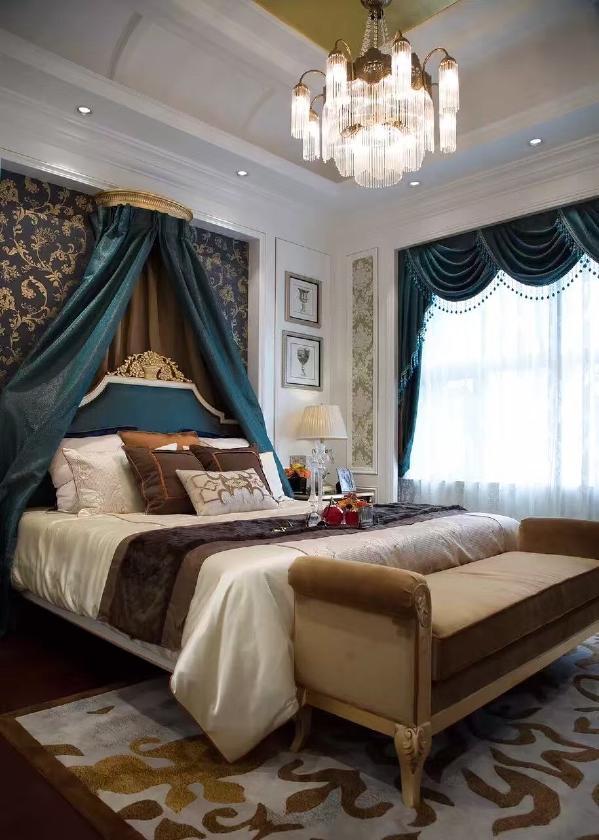 别墅装修欧式风格设计,卧室装修设计