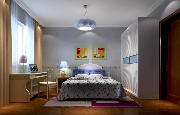 装修 设计 家装 欧式 现代 儿童房图片来自张邯在高度国际-香悦四季的分享