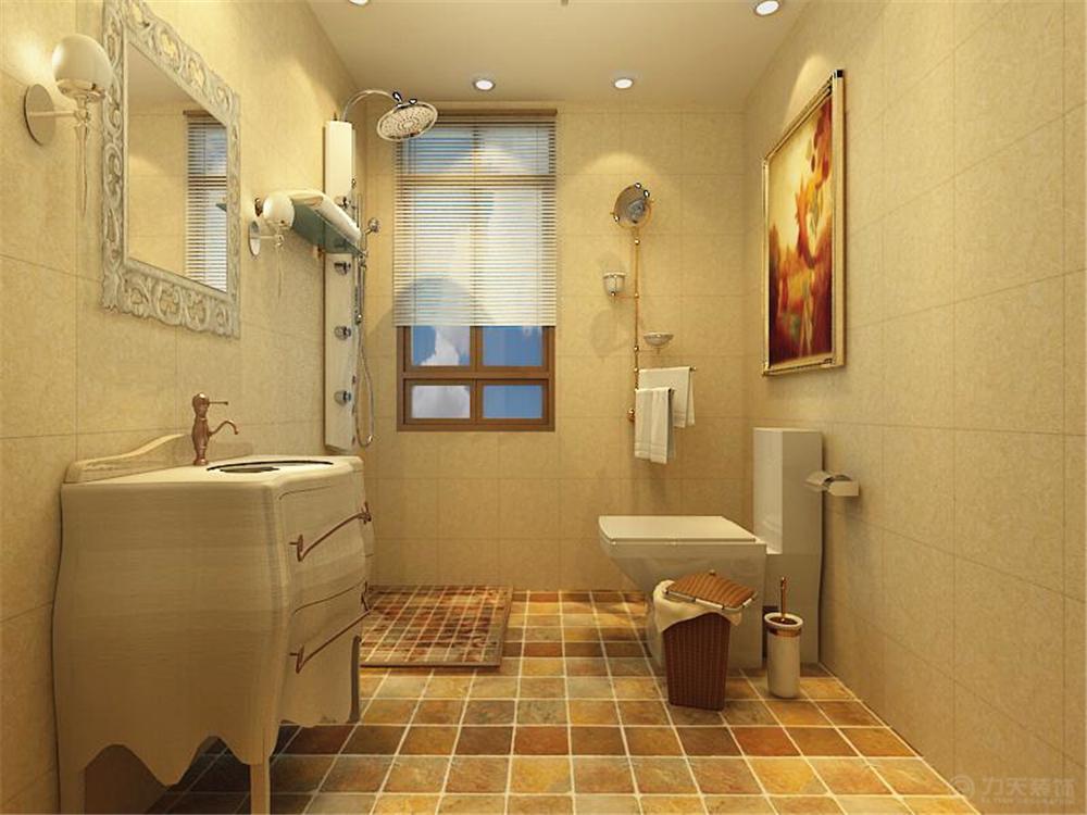 卫生间图片来自阳光力天装饰在北欧风格 招商依云郡 139.00㎡的分享