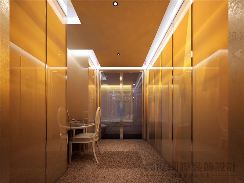简欧 别墅 别墅装修 会所 衣帽间图片来自沙漠雪雨在300平米优雅高贵别样会所的分享