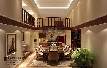 高度国际-香江别墅