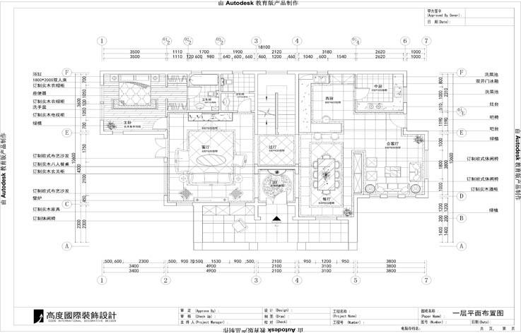 装修 设计 家装 别墅 欧式 户型图图片来自张邯在高度国际-香江别墅的分享