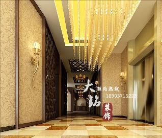 郑州大铭装饰设计 原阳洗浴中心