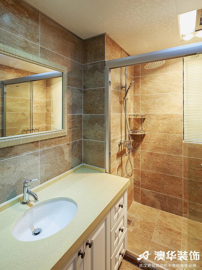 卫生间图片来自澳华装饰有限公司在海伦春天·加州阳光的分享