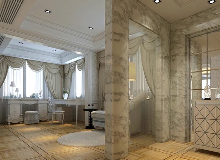 简约 别墅 小资 80后 卫生间图片来自天津实创装饰赵在简约风格别墅装修的分享