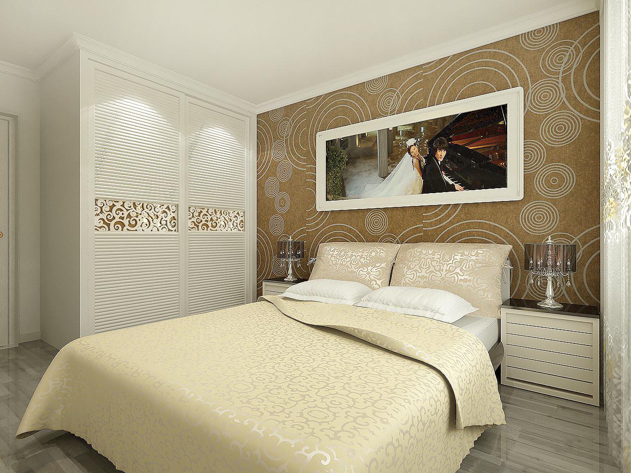 简约 现代 卧室图片来自链连妞妞在小黄庄小区的分享