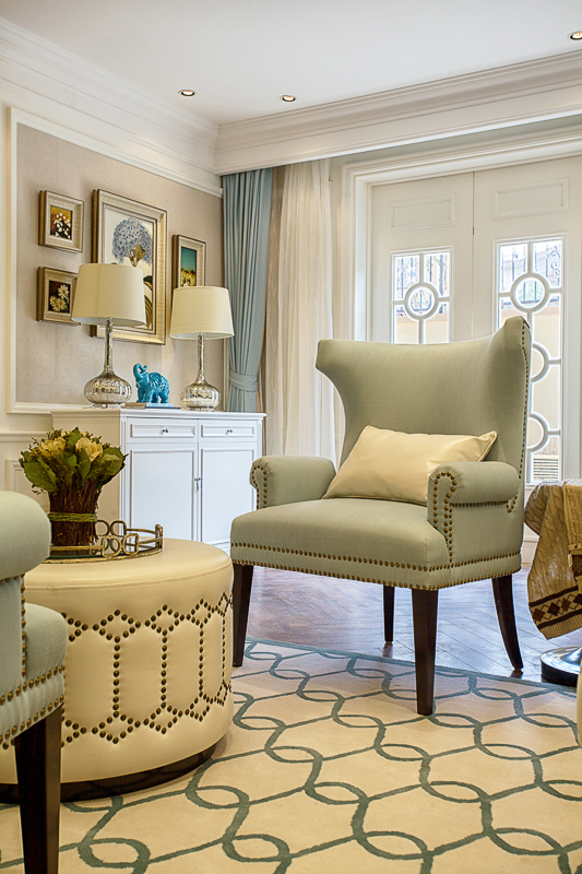休息室图片来自家焕然一馨在简约的欧式风格案例欣赏的分享