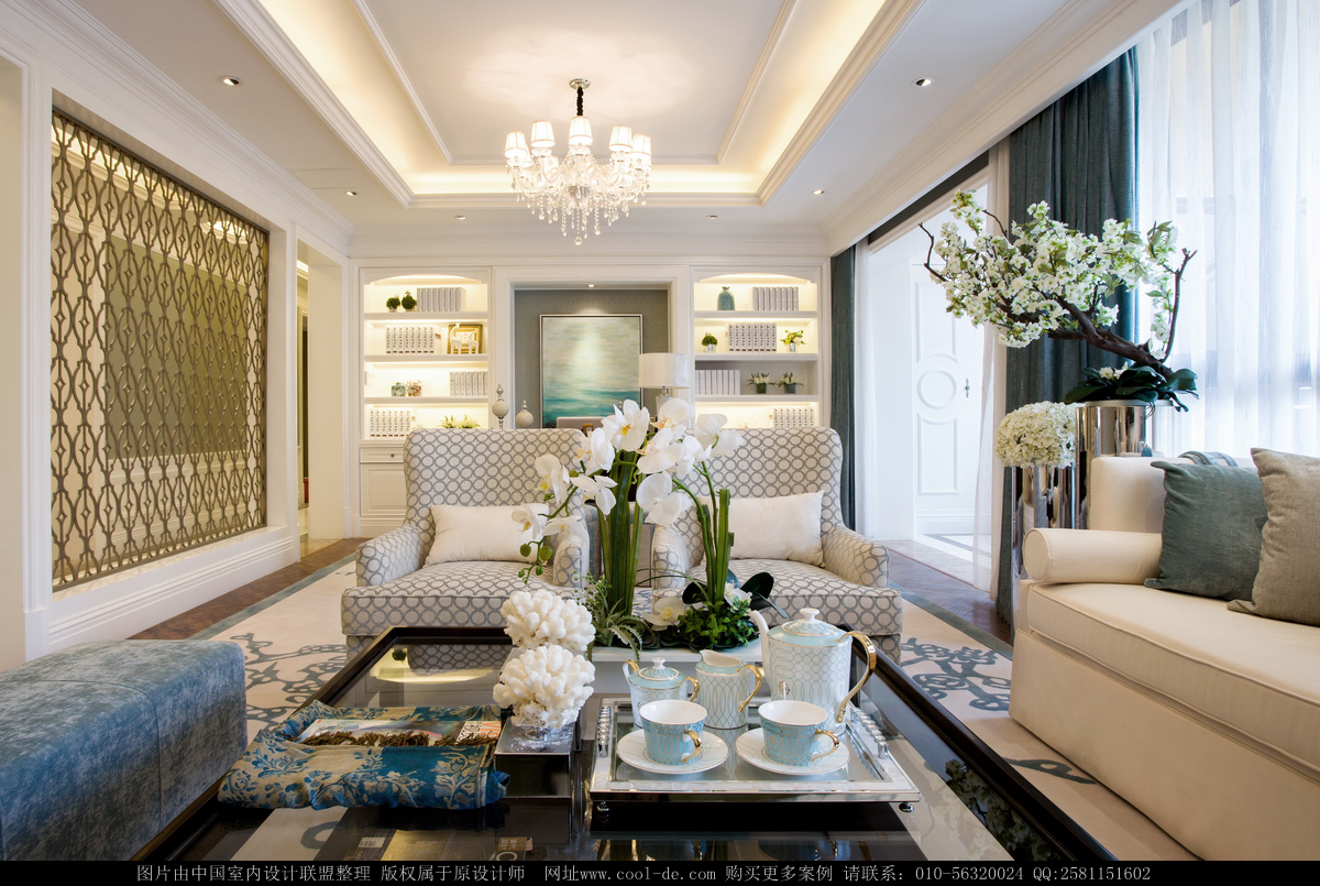 客厅图片来自家焕然一馨在简约的欧式风格案例欣赏的分享