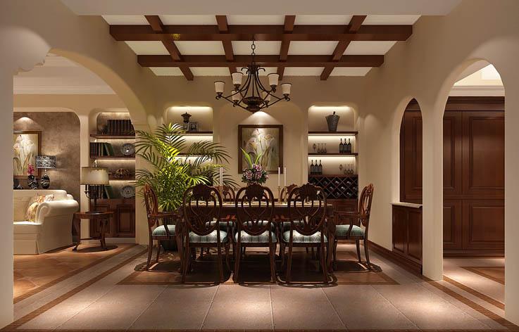 装修 设计 家装 欧式 三居 厨房图片来自张邯在高度国际-蔚蓝香醍的分享