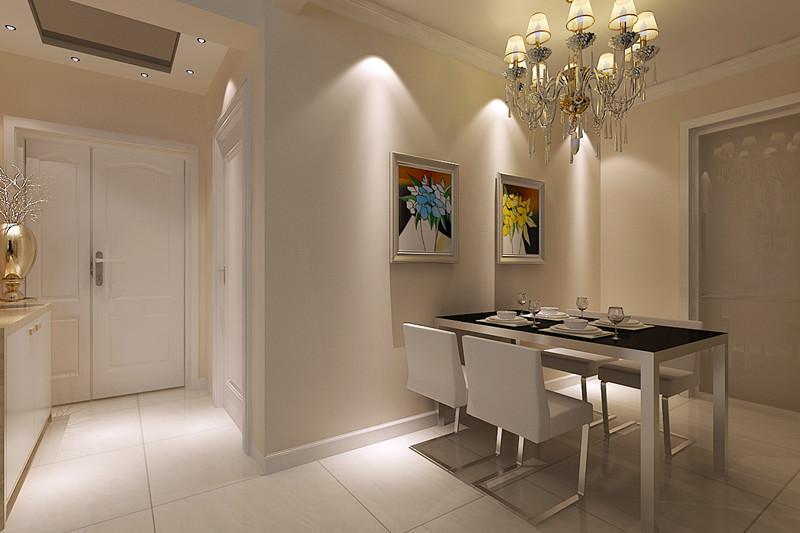 简约 二居 白领 收纳 80后 小资 餐厅图片来自天津实创装饰赵在112平米-简约风格装修的分享