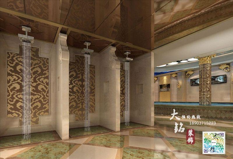 大铭 装饰 设计 洗浴 精装图片来自郑州大铭在郑州大铭装饰设计 石河子洗浴的分享
