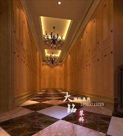 郑州大铭装饰设计 随州洗浴中心