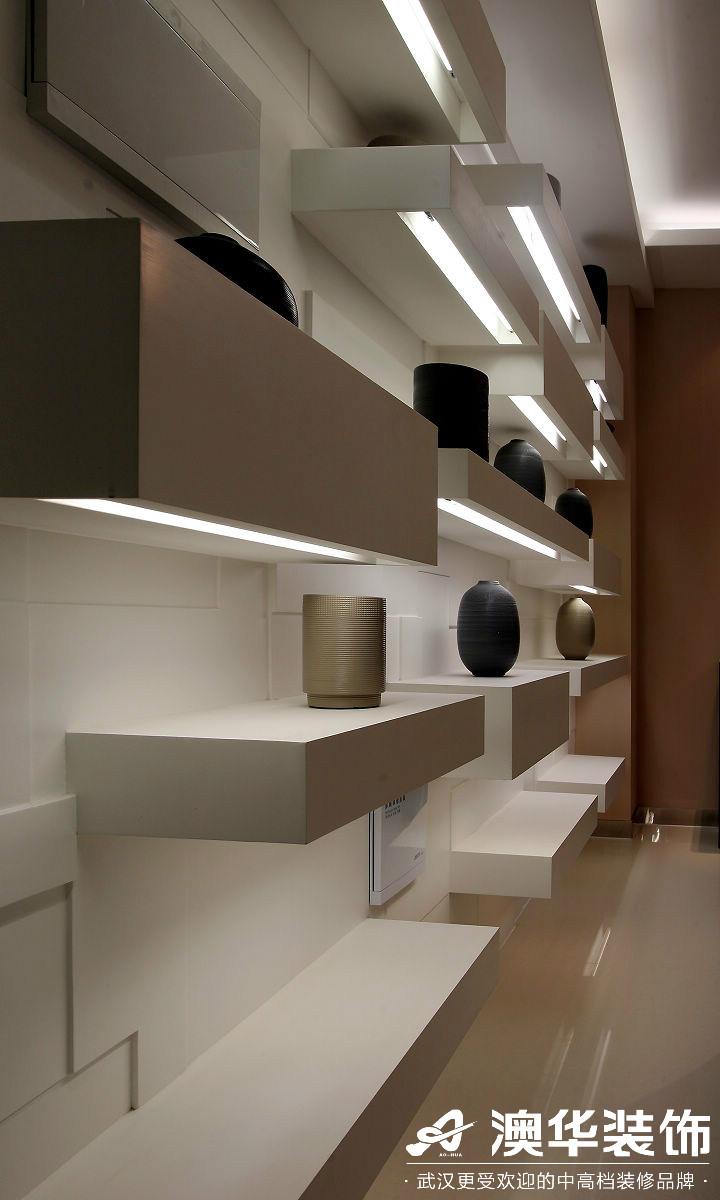 其他图片来自澳华装饰有限公司在万达御湖世家·现代风格的分享
