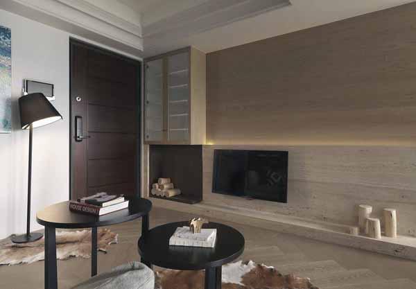 旧房改造 客厅图片来自上海潮心装潢设计有限公司在56平北欧一居室装修还予舒适空间的分享