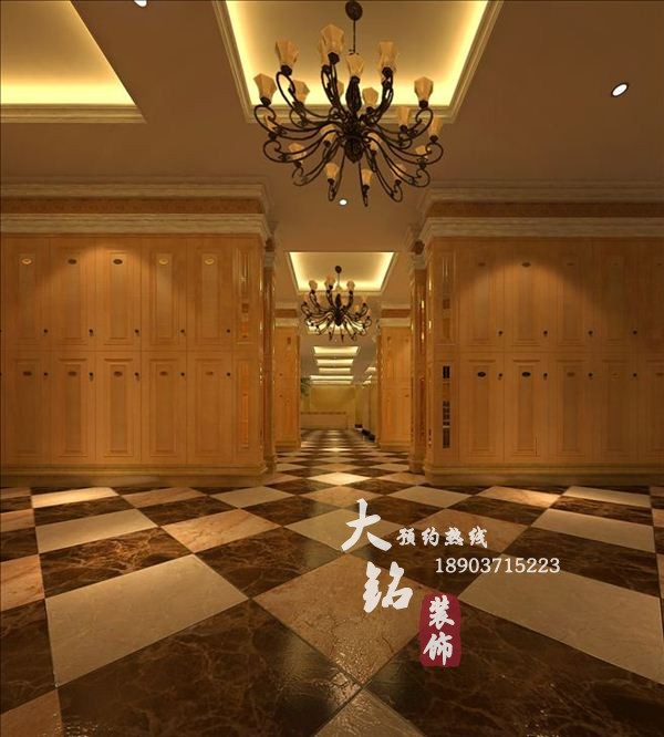 大铭 装饰 设计 洗浴 精装图片来自郑州大铭在郑州大铭装饰设计 随州洗浴中心的分享