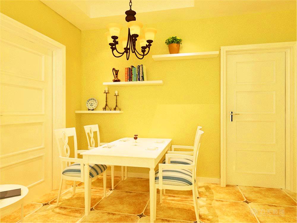 二居 田园 白领 80后 小资 餐厅图片来自阳光放扉er在力天装饰-米兰阳光84.00㎡的分享