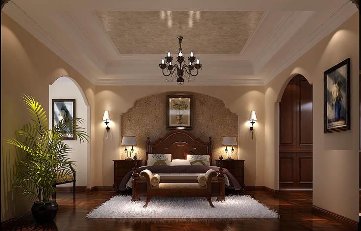 装修 设计 家装 欧式 三居 卧室图片来自张邯在高度国际-蔚蓝香醍的分享