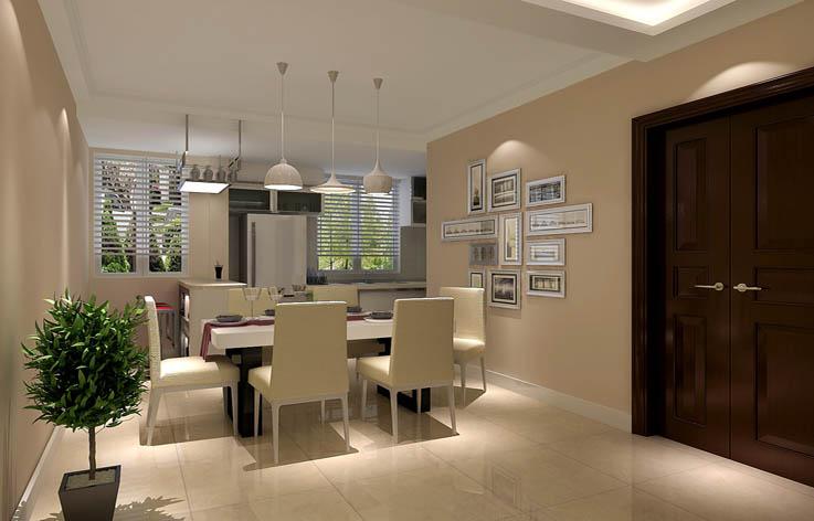 装修 设计 家装 二居 简约 厨房图片来自张邯在高度国际-中海城的分享