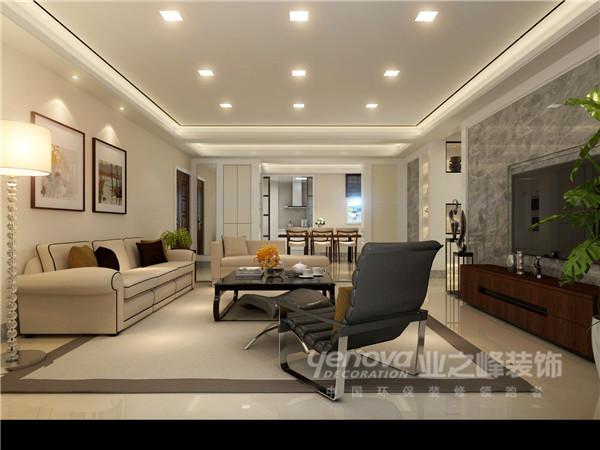 业之峰装饰 新中式 太原业之峰 信合家园 客厅图片来自太原业之峰装饰在信合家园中式风格设计效果图的分享