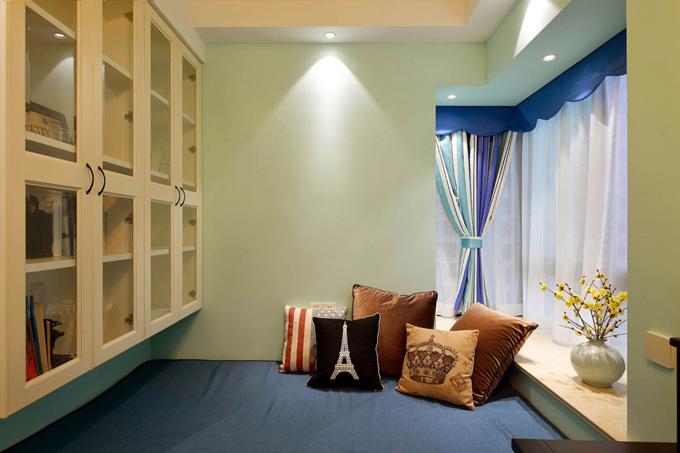 简约 书房图片来自西安业之峰装饰在缤纷南郡124  简约风格的分享