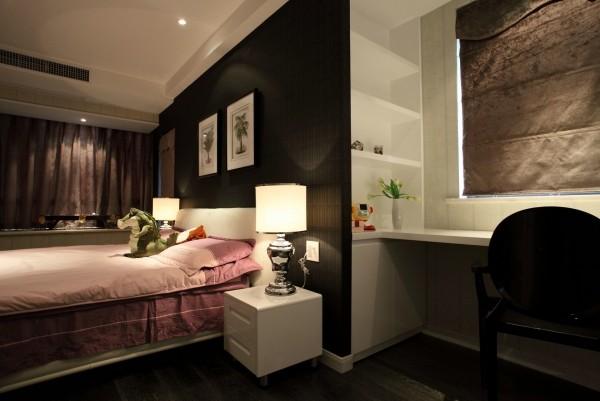 简约 欧式 三居 白领 80后 卧室图片来自四川幸福魔方装饰在华润凤凰城 全包装修 简欧风格的分享
