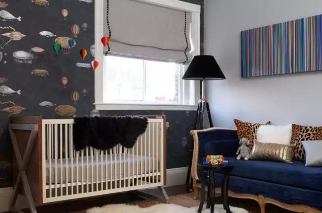 简约 欧式 田园 混搭 二居 三居 别墅 白领 收纳 儿童房图片来自实创装饰晶晶在大胆配色美翻105㎡两居室的分享
