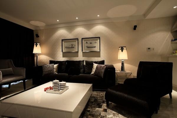 简约 欧式 三居 白领 80后 客厅图片来自四川幸福魔方装饰在华润凤凰城 全包装修 简欧风格的分享