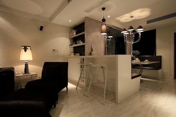 简约 欧式 三居 白领 80后 餐厅图片来自四川幸福魔方装饰在华润凤凰城 全包装修 简欧风格的分享