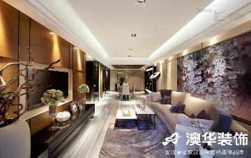 武汉恒大龙墅·现代风格