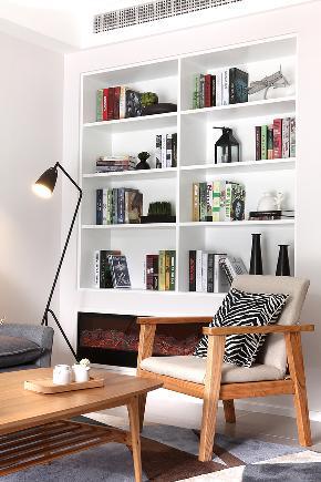 简约 二居 白领 日式 北欧 书房图片来自二十四城装饰重庆分公司在重庆装修公司:蓝光Coco的分享