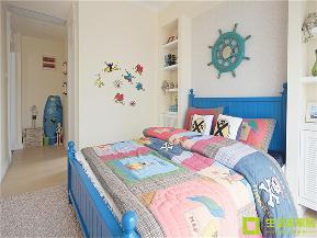 别墅 白领 80后 小资 生活家家居 地中海 地中海风格 大宅 儿童房图片来自天津生活家健康整体家装在万科东丽湖193的分享