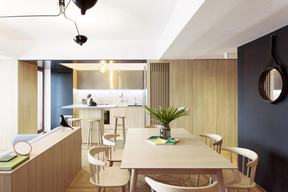 餐厅图片来自二十四城装饰重庆分公司在重庆装修公司:融创凡尔赛的分享