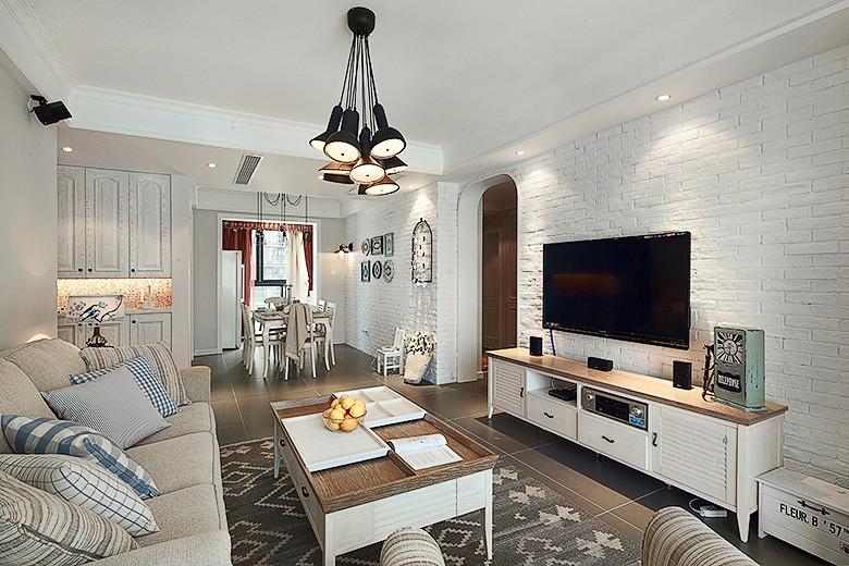 三居 混搭 客厅图片来自北京大成日盛装饰设计在混搭 三居室 大成装修案例欣赏的分享